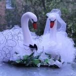 Аренда, прокат свадебных украшений на автомобиль, Челябинск