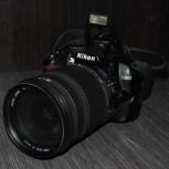 Зеркальный фотоаппарат Nikon D3000, Челябинск