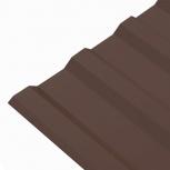 Профнастил МП-20 (RAL 8017) шоколад 1150x2000x0.45, Челябинск