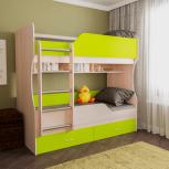 Новая двухъярусная кровать №04, Челябинск