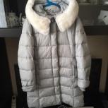 Продам детский пуховик на девочку рост 158, Челябинск