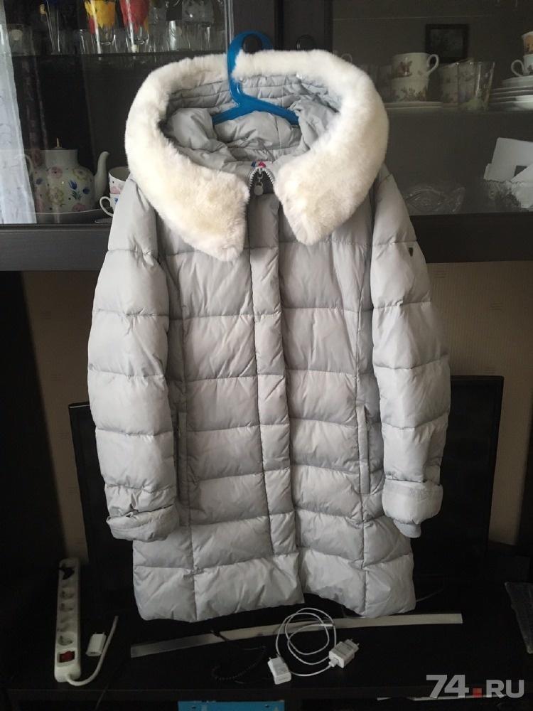 2f11e4415ea64 Куртки, пуховики, пальто для девочек в Челябинске - 74.RU