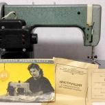 Швейная машина белка м9 с электроприводом, Челябинск