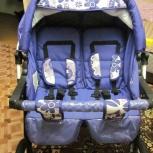 Детская коляска, для двух малышей, Челябинск