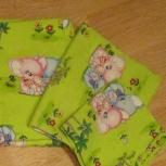 Полный набор для малыки  в кроватку+ одежда, Челябинск
