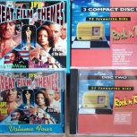 Саундтреки Great Film Themes 4 CD Rock n Roll 3 CD, Челябинск