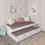 Новая двухместная кровать 68, Челябинск