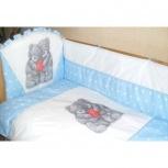 Комплект постельного белья Топтыжка 7 предметов, Челябинск