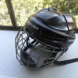 Продам хоккейный шлем bauer, Челябинск