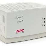 Стабилизатор напряжения APC AVR Line-R LE600, Челябинск