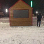 Домик для ярмарочной торговли, Челябинск