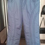 Утеплённые брюки для беременных, Челябинск