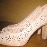 Итальянские лакированные туфли р.39, Челябинск