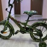 Велосипед камуфляжной раскраски для мальчика от 3 до 7 лет., Челябинск