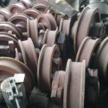 Куплю крановые колеса к2р р1р всех размеров, Челябинск