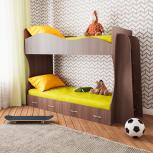 Новая двухъярусная кровать №03, Челябинск