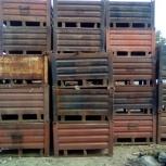 Купим тару, ящики, металлические для склада и производства, Челябинск