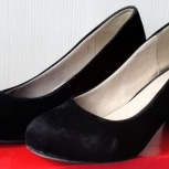 Туфли Женские Черные 37 размер, Челябинск