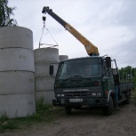 Услуги манипулятора 5 тонн, Челябинск