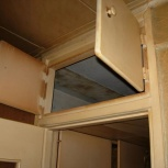 Демонтаж встроенных  шкафов, антресолей, Челябинск