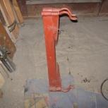 Воротные петли 530х50, толщина 5 мм, Челябинск