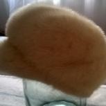 Продам женскую шапку-кепи( норка), Челябинск