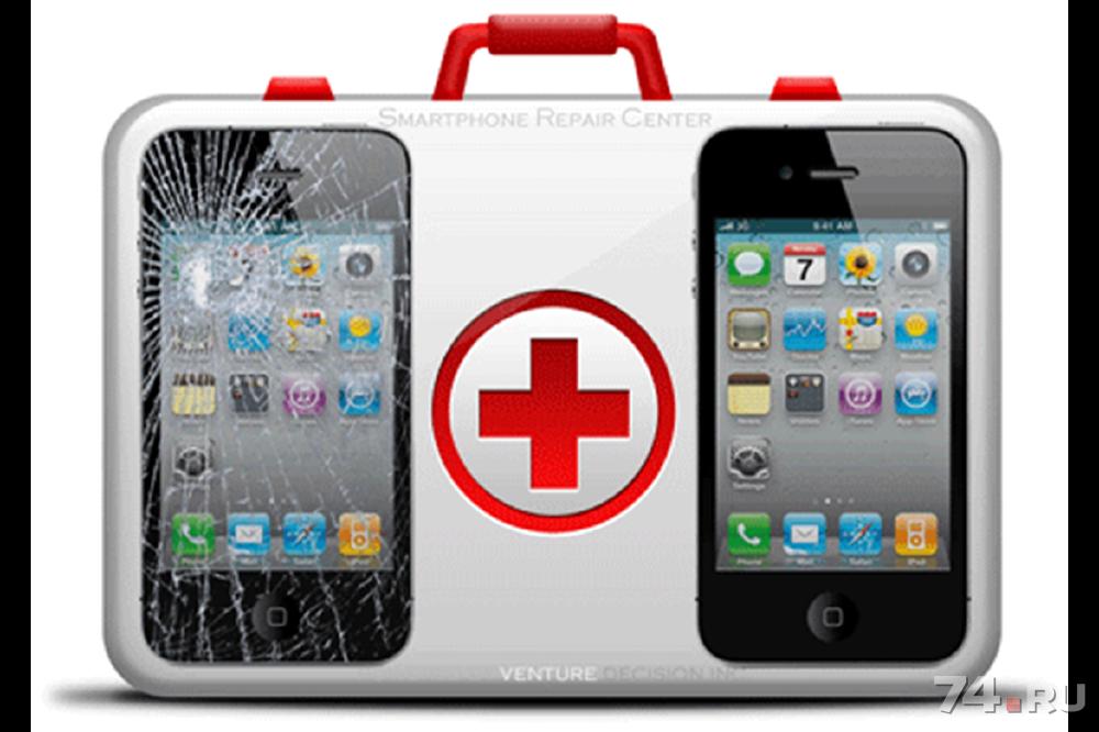 гарантий ремонт айфона