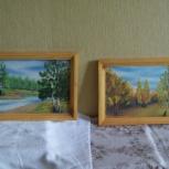 """Картины из """"каменной крошки"""" (80-х годов), Челябинск"""
