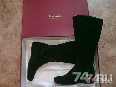 8d9b76fab Сапоги Baldinini (италия) р.36 зима фото, Цена - 25000.00 руб ...