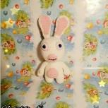 Игрушка Бешеный кролик, Челябинск