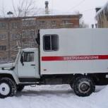 Электролаборатория до и выше 1000 В. г. Челябинск, Челябинск