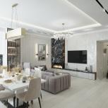 Дизайн интерьера квартир, домов, коттеджей., Челябинск