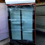 Шкаф холодильный двойной эконом Frigorex FVS1000, Челябинск