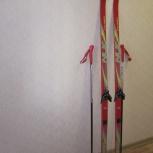 Лыжи детские 1,65, Челябинск