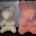 Мишка из роз (Форма для мишки, заготовка), Челябинск