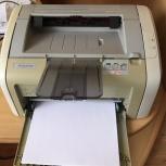 Продам лазерный принтер HP LaserJet 1020, Челябинск