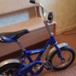 Велосипед 4-колесный от 2 до 5 лет для обучения, Челябинск