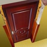 Материалы и отделка откосов входной двери, Челябинск