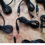 разъем питания для камеры видеонаблюдения с кабелем, Челябинск