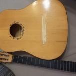 Гитара в разобранном состоянии, Челябинск