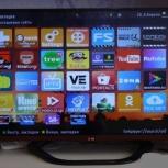 LG 42LA662V (107см)400гц,Smart TV,Wi-Fi,HDMIх2,USB,DVB-T2,3Д, Челябинск
