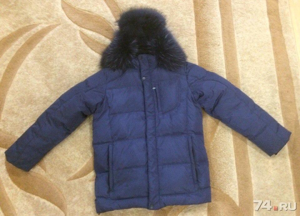 716b903c882de Продам куртку пуховую для мальчика подростка 46 размер., Челябинск 3