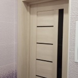 Установка (ремонт) межкомнатных и входных дверей, Челябинск