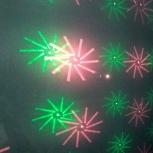 Лазерный проектор Звёздный дождь (снежинки), Челябинск
