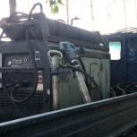 Аренда компрессора с отбойными молотками - цена 500 руб/ч, Челябинск