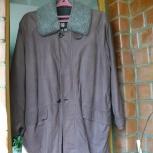 Куртка кожаная светло-коричневая, Челябинск