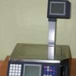 Весы торговые с печатью этикеток и подключением к, Челябинск