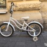 Stern велосипед детский четыре колеса на 16 дюймов, Челябинск