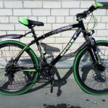 Велосипед горный BMW на спицах 24 скорости, Челябинск