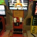 Бокс развлекательный автомат новый, Челябинск